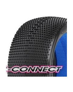 """Hole Shot VTR 4.0"""" M3 Tires (2) for 1:8 Truck F/R"""