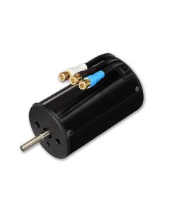 Motor, Velineon 1600XL, brushless (assembled with 12-gauge w, TRX3361