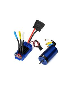 Velineon VXL-3m Brushless Power System, waterproof (includes, TRX3370