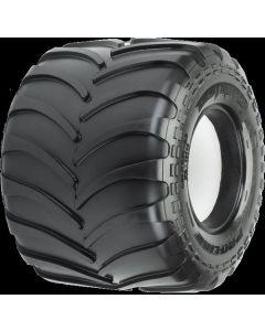 """Destroyer 2.6"""" M3 Tires (2) for Clod Buster F/R"""