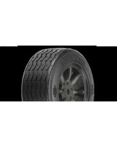 PF VTA Front Tires (26mm) MTD on Black Wheels