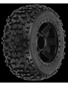 """Badlands 3.8 (Traxxas"""" Style Bead) All Terrain Tires Moun, PR1178-11"""