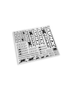 Xray Sticker For Body White, X397311