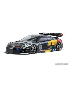 Cadillac ATS-V.R Clear Body for 190mm