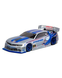 Chevy Camaro Z/28 Clear Body for 190mm