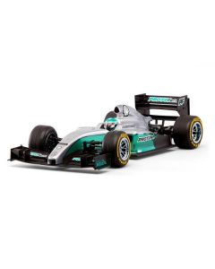 F1-Fifteen Clear Body for 1:10 Formula 1