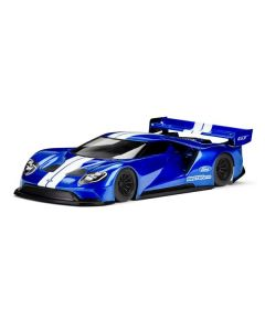 Ford GT Clear Body for 200mm Pan Car