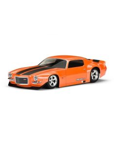1971 Chevrolet Camaro Z28 Clear Body for VTA Class