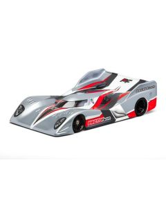 Strakka-12 LTWT Clear Body for 1:12 On-Road Car