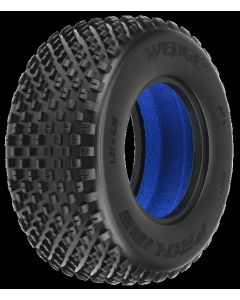 Wedge SC Z3 Tires (2) for SC Trucks Fr