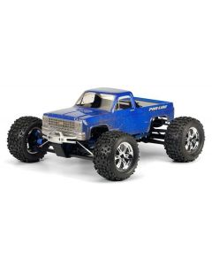 1980 Chevy Pick-up Clear Body for 1:8 MT