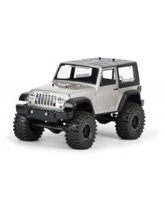 """2009 Jeep Wrangler Clear Body for 11.8"""" Crawlers"""