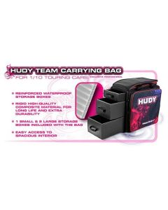 Hudy 1:10 Touring Carrying Bag - Exlusive Edition
