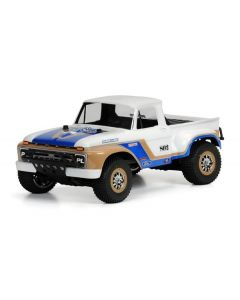 1966 Ford F-100 Clear Body for SC