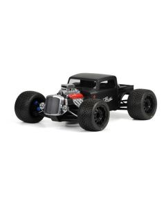 Rat Rod Clear Body for 1:8 MT