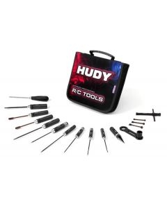 Set of Tools + Carrying Bag - for 1/8 Off-Road, H190003