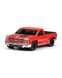 Chevy Silverado Pro-Touring Clear Body for SC
